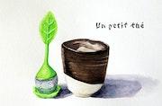 Un petit thé.