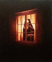 A través de la ventana. Eduard Albert