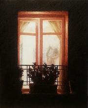 La ventana indiscreta. Eduard Albert
