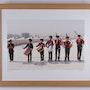 La Fanfare irakienne 1987. Atelier Galerie Taylor