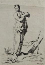 Pieter. Bodart (début du XVIIIe) d'après Guérard. Hoet :pour apprendre le dessin.
