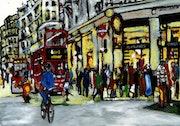 24- Londres. Urbanos.. Carmen Luna