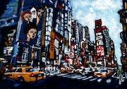 25- New York. Urbanos.. Carmen Luna