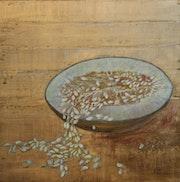 Melon doré, pépins luisants.. Nathalie Savon
