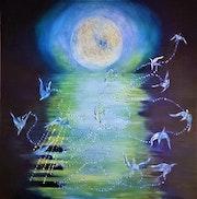 Moon light sonata.