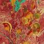 Fleurs de flammes. Linda K. Ian