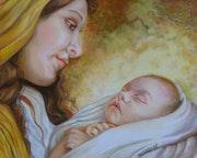 Maternité sacrée, Vierge à l'enfant.