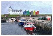 Scotland In Colour. David Lacey