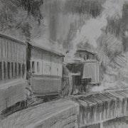 Petit train vers les Nilgiris. Gérard Valluet