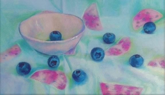 Berries. Lea Laboy
