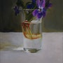 Field violet. Lea Laboy