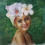 La petite Creole. Claudine Marquet