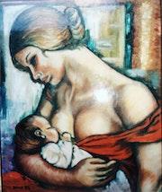 Maternité D'autrefois.