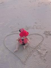 Photo of my lovely daughter. Van Hanh Nguyen
