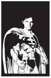Kryptonian. Peter Melonas