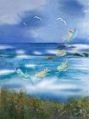 Of Seagulls, Fairies and Mermaids. Fairy Tales