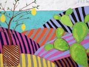 Le Cactus et le Citronnier. Frederic Cadiou
