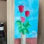 Bouquet de roses. Marc Boccara