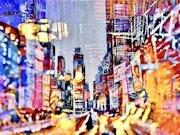 New York. Jaccomo52 Photopainting
