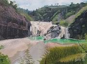 Pinsal Falls. Janelle Estolonio