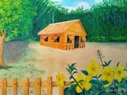 Nipa Hut 1. Janelle Estolonio