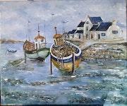 Port de pêche Breton.