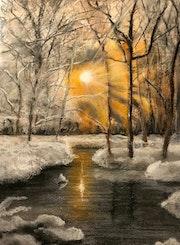 Frio invierno. Diego Gaston Borsellino