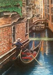 La hermosa Venecia.