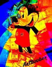 Micky mouse (2019). Artboober