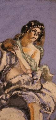 Hommage à Artemisia Gentileschi.