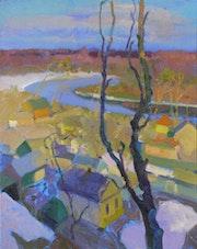 Sunny day. Victor Onyshchenko
