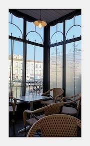Le Tabary's à Sète. Jean Char