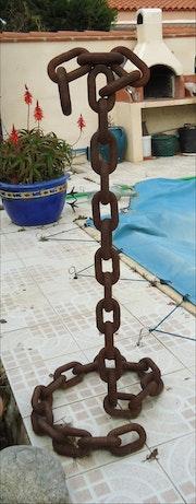 Chaine serpente. Pierre-Jean