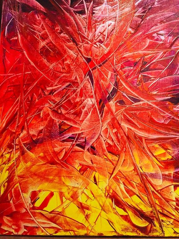 Abstraction. Elizabeth Estienne Elizabeth Estienne