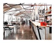 Le Café de La Panacée. Jean Char