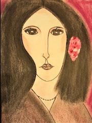 La romancière. Eden