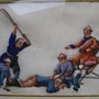 Scène de torture publique Chine. Art Versailles