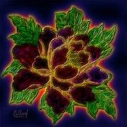 Цветы 080. Fluidartfill