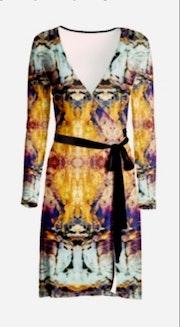 Designer Dress Italian Inspired. Divine Feminine