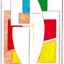 Formes carré. Jean-Paul Verdenal