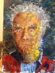 Cols self portrait. Colin Williams