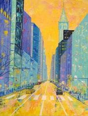 New York City. Lysiane Wilkins