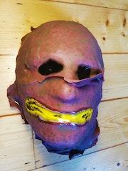 Reprobation Mask 31. Straiph Wilson