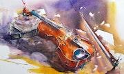 Mon violon d'Ingres. Catherine Rey
