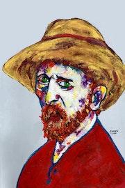 84- Vincent Van Gogh. Xl..