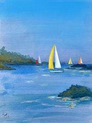 Sails. Fairy Tales