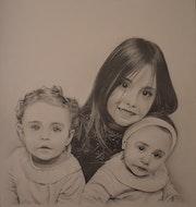 Portrait d'enfants.