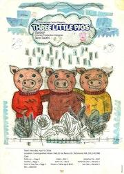 Three Little Pigs. Sara Salahi
