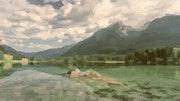 Landscape. Walker*