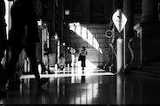 Gare saint Lazare. Arman Hacikoglu